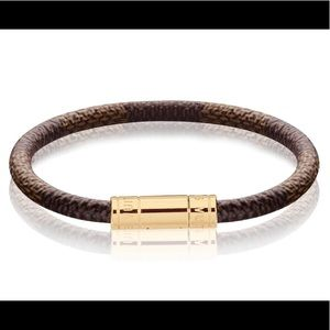 f89f704fe46 Women Louis Vuitton Keep It Bracelet on Poshmark